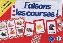 Faisons les courses Gra językowa z polską instrukcją i suplementem