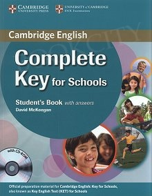 Complete Key for Schools Student's Book with Answers & CD-ROM