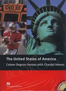 The United States of America (poziom pre-intermediate) Book+CD