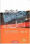 studio d B2 Band 2 Mittelstufe Sprach- und Pruefungstraining Arbeitsheft  (zeszyt ćwiczeń)