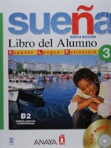 Suena 3 (Nueva edicion) podręcznik