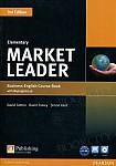 Market Leader 3rd Edition Elementary Coursebook plus DVD-ROM plus MyEnglishLab (z kodem)