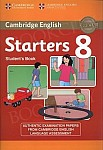 Cambridge Young Learners English Tests 8 Starters (2013) podręcznik