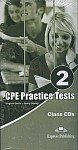 CPE Practice Tests 2 Class Audio CDs (set of 6)