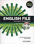 English File Intermediate (3rd Edition) (2013) Student's Book with iTutor and Online Skills
