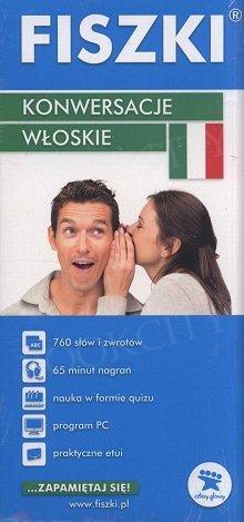 Konwersacje Włoskie Fiszki Fiszki + program + mp3 online