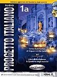 Nuovo Progetto Italiano 1A Podręcznik z ćwiczeniami +CD