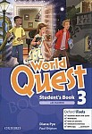 World Quest 3 Student's Book Pack