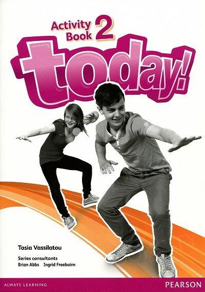 Today! 2 (WIELOLETNIA) ćwiczenia