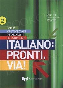 Italiano: pronti, via! 2 Podrecznik