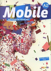 Mobile A2 Podręcznik + DVD