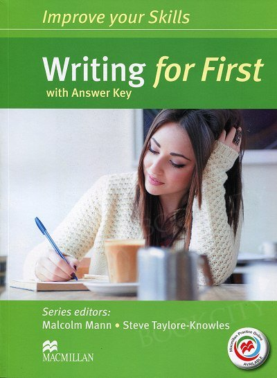 Improve your Skills for First. Writing Skills Książka ucznia (z kluczem) + kod online