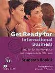 Get Ready for International Business 2 (TOEIC) Książka ucznia