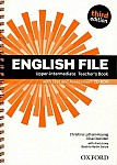English File Upper Intermediate (3rd Edition) (2014) Teacher's Book & Testing Assessment CD-R