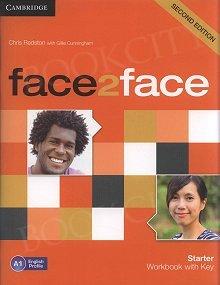 face2face 2nd Edition Starter ćwiczenia