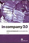 In Company 3.0 Upper intermediate Audio CD