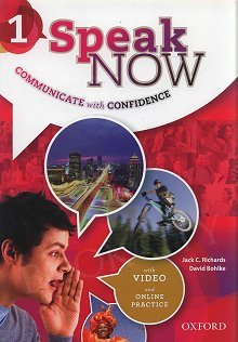 Speak Now 1 Student Book with Online Practice