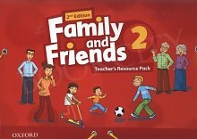 Family and Friends 2 (2nd edition) Teacher's Resource Pack