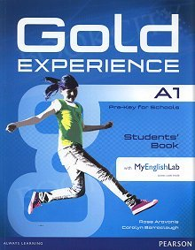 Gold Experience A1 Students' Book with Multi-ROM and MyEnglishLab
