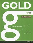 Gold First (New Edition with 2015 exam specifications) Exam Maximiser with online audio (no key)