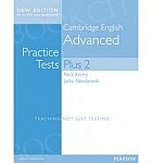 Practice Tests Plus Advanced Vol. 2 Student's Book without key