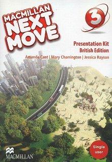 Macmillan Next Move 3 DVD-ROM