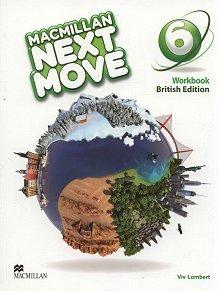 Macmillan Next Move 6 Zeszyt ćwiczeń