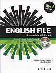 English File Intermediate (3rd Edition) (2013) Multipack B with iTutor and iChecker with Online Skills