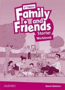 Family and Friends Starter (2nd edition) ćwiczenia