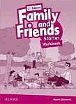 Family and Friends Starter (2nd edition) Workbook
