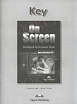 On Screen Upper-Intermediate B2+ Workbook & Grammar Book Key (edycja międzynarodowa)