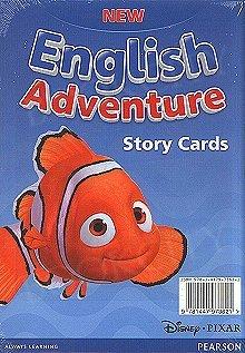 New English Adventure Starter Storycards