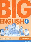 Big English 1 Teacher's Book