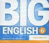 Big English 6 Class CD