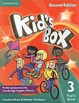 Kid's Box 3 (Updated 2nd Ed) Teacher's Book