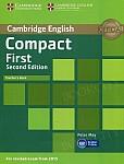 Compact First (2nd edition 2015) książka nauczyciela