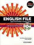 English File Upper Intermediate (3rd Edition) (2014) Student's Book with iTutor and Online Skills