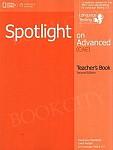 Spotlight on Advanced (2nd Edition) książka nauczyciela