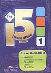 The Incredible 5 Team 1 Class Multi-ROM (Class CDs & DVD)
