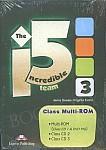 The Incredible 5 Team 3 Class Multi-ROM (Class CDs & DVD)