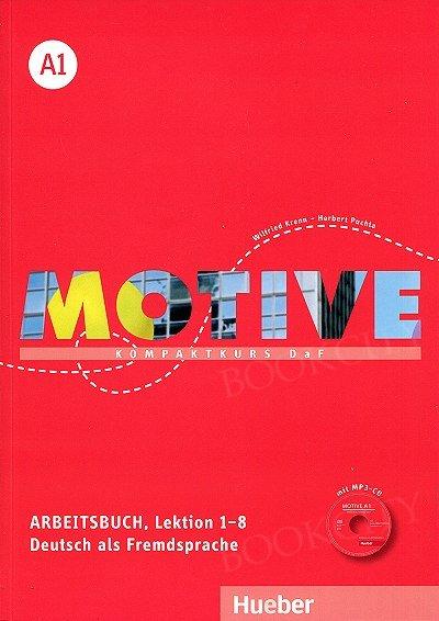Motive A1 Arbeitsbuch + MP3-CD