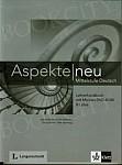 Aspekte NEU B1+ Lehrerhanbuch mit DVD-Rom
