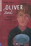 Oliver Twist (poziom A1) Książka+CD