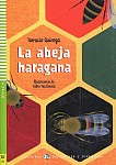 La abeja haragana Książka + audio mp3