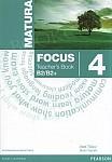 Matura Focus 4 (WIELOLETNI) książka nauczyciela