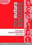 My Matura Success Intermediate (WIELOLETNI) książka nauczyciela