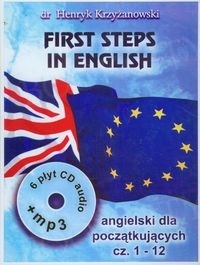 First Steps in English 1 CD-Audio +CD-MP3