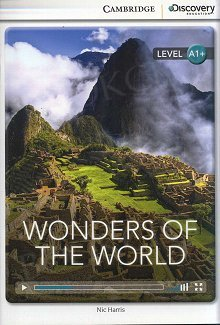 Wonders of the World Book with Online Access