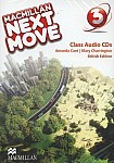 Macmillan Next Move 3 Audio CD
