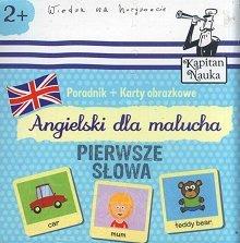 Pierwsze słowa Książeczka + 17 ilustrowanych kart
